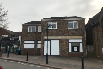 7-9 Broadway, Knaphill, Woking, Retail / Offices To Let - Front External.jpg