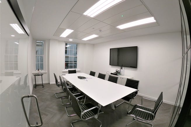 22 King Street, London, Offices To Let - Meeting Room