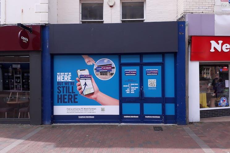 116A High Street, Gosport, Retail / Office To Let - 20200629_102743.jpg