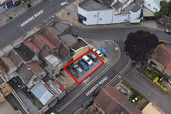 Land To Rear Of, 329 & 331 Barking Road, London, Industrial / Land For Sale - Picture1.jpg