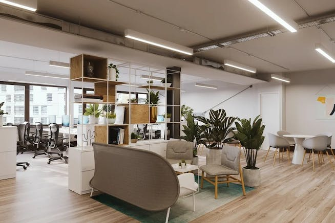 Pegasus House, London, Offices To Let - Indicative CGI (2)