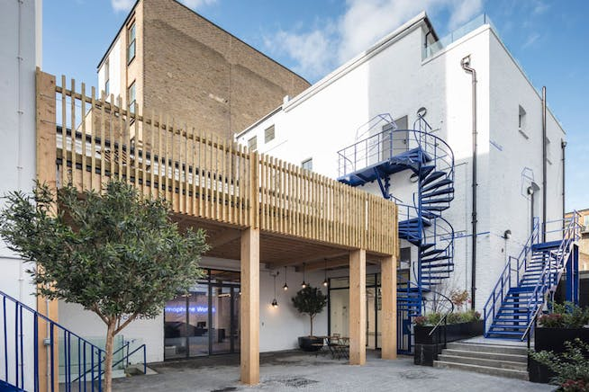The Gramophone Works, Kensal, Kensal Town, Offices To Let - External (1)