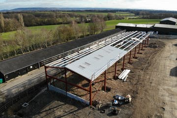 New Industrial Development, Notley Farm, Long Crendon, Office / Industrial To Let - NEW BARNS.JPG