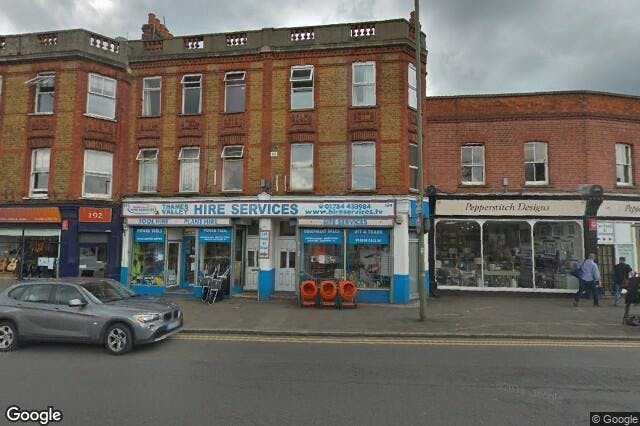 194 High Street, Egham, Retail To Let - Image from Google Street View - 32