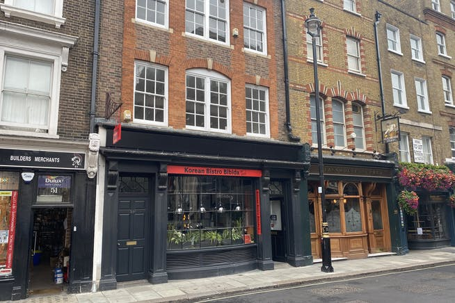 1st Floor, 53A Brewer Street, London, Office To Let - IMG_0312.jpg