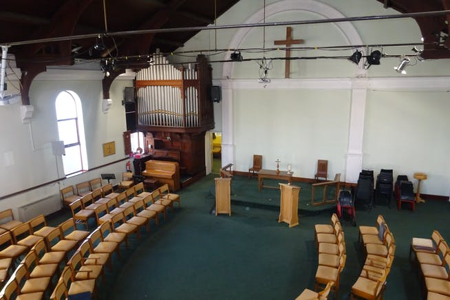 Brentwood Methodist Church, Warley Hill, Brentwood, Development (Land & Buildings) / Offices / Suis Generis (other) / Restaurant / Retail For Sale - DSC01763.JPG