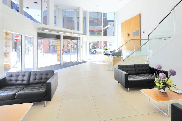 Hollywood House, Church Street East, Woking, Offices To Let - A Reception 5.jpg