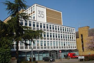 Part 4th Floor, 35 Perrymount Road, Haywards Heath, Office To Let - DSC00029.JPG