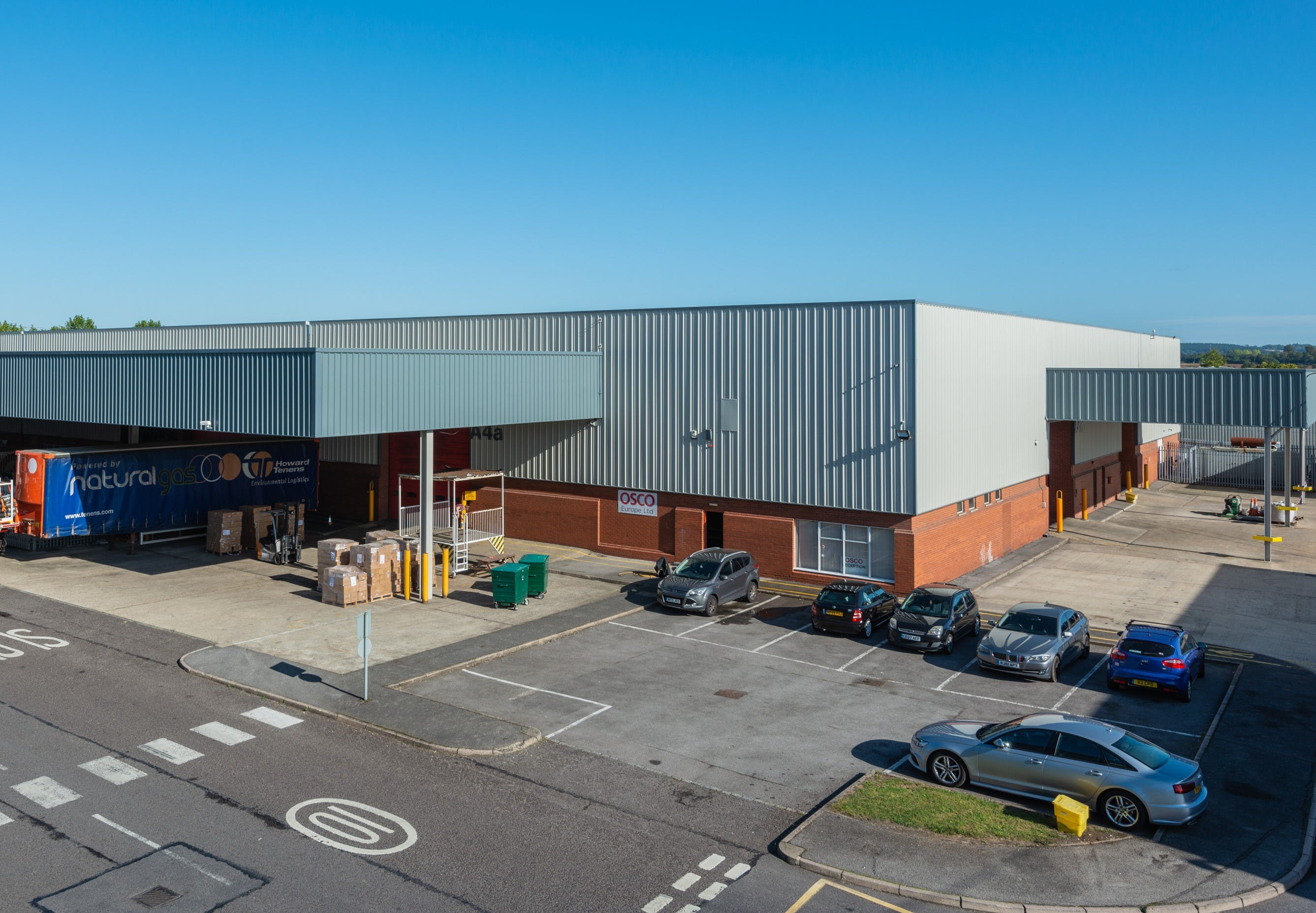 Unit A4a, Macadam Way, Portway West Business Park, Andover, Warehouse & Industrial To Let - Image 1