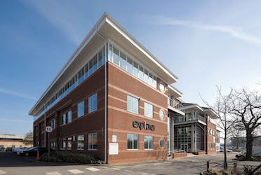 Explorer 1, Fleming Way, Crawley, Offices To Let - explorer1crawleyexternal1.jpg - More details and enquiries about this property