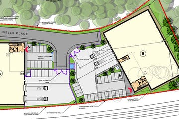 Land At Wellspoint, Wells Place, Gatton Park Business Centre, Redhill, Development (Land & Buildings) For Sale - Site Plan.jpg