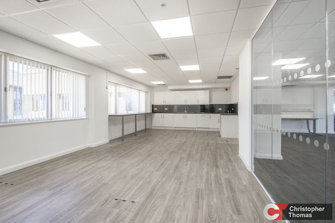 Elizabeth House, Staines Upon Thames, Office To Let - Kitchen.jpg