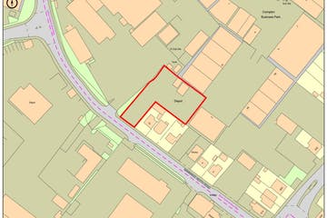 Land Adjacent To 14 Mannings Heath Road, Mannings Heath Road, Poole, Land / Development For Sale - Location plan.png
