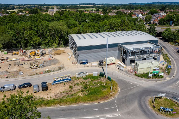 Unit 1 Total Park, Theale, Reading, Industrial To Let / For Sale - TotalPark02.jpg