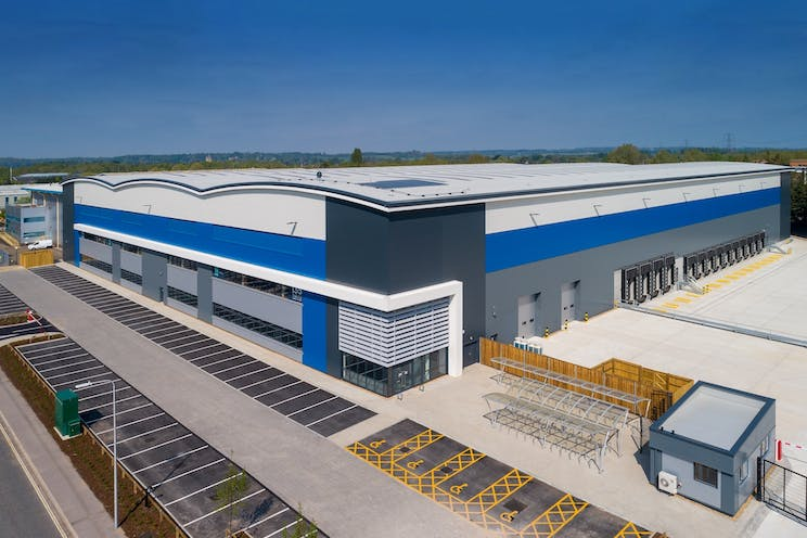 135 Theale Logistics Park, Theale, Reading, Industrial / Office To Let - 135 PC Drone_00082.jpg