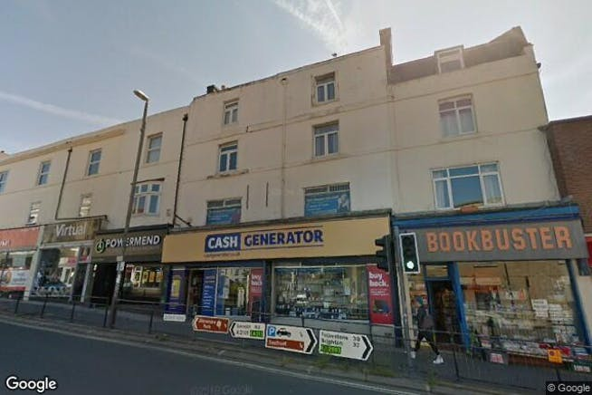 40-41 Queens Road, Hastings, Retail To Let - Image from Google Street View - 134