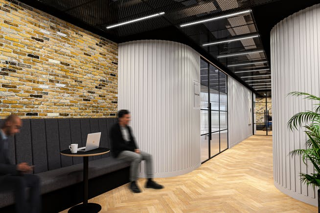 Building 3 Meadows Business Park, Camberley, Offices To Let - Corridor 02D.jpg