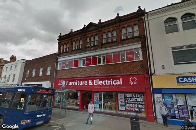 16-17 Bradford Street, Walsall, Retail / Investment For Sale - Image from Google Street View - 323