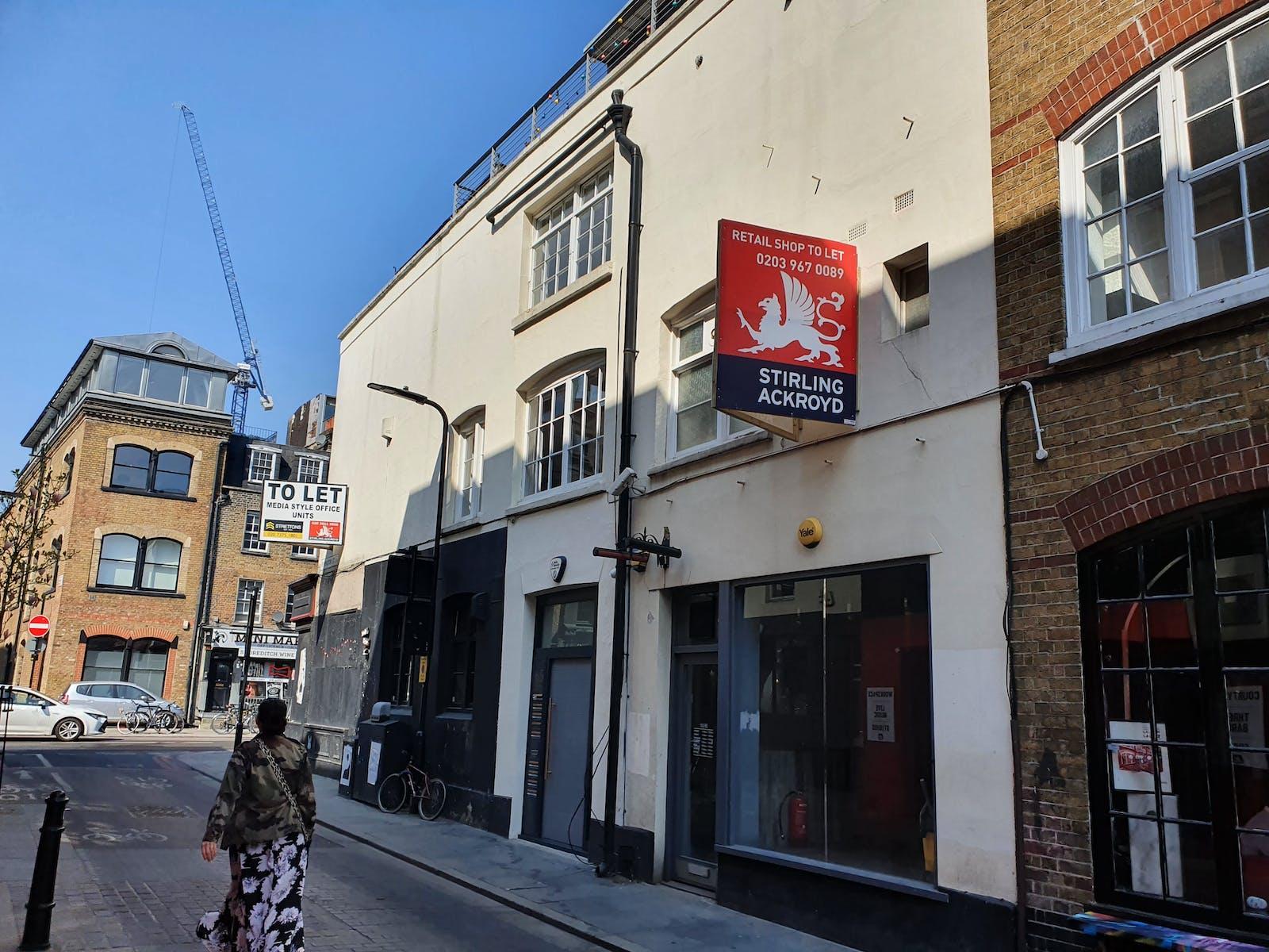 65A Rivington Street, London, Retail To Let - exterior.jpg