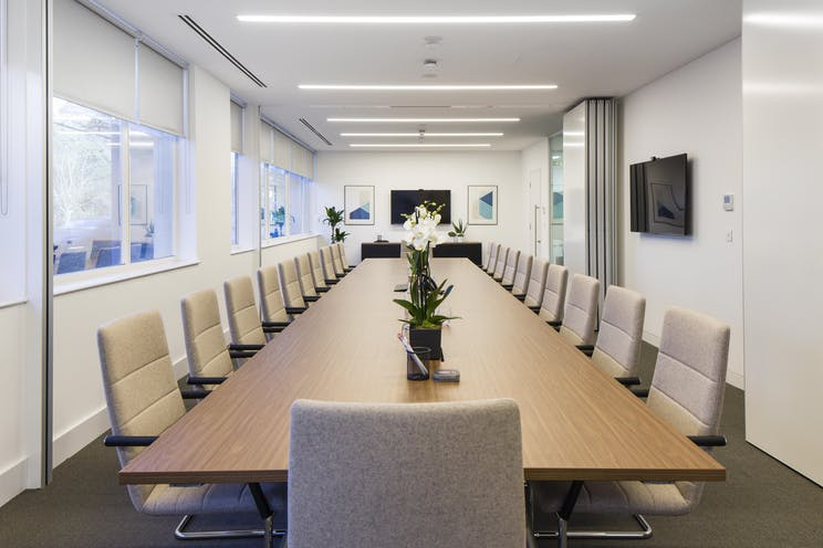 Dixcart House, Addlestone Road, Addlestone, Offices To Let - _PH_0650 Full length Boardroom.jpg