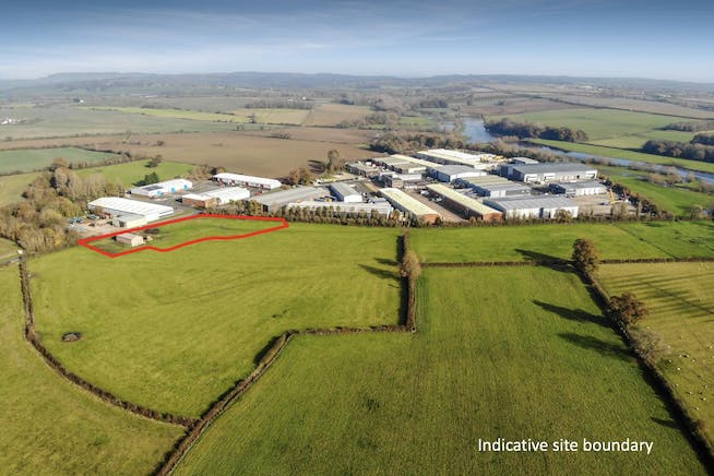 Industrial Development Land, Drakes Drive, Long Crendon, Industrial / Investment To Let / For Sale - 2.jpg
