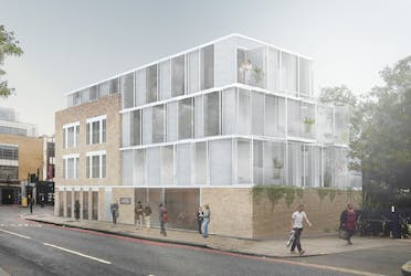 Unit 1, London, Offices For Sale - 99-101 Kingsland Road, E2 picture No. 1 - More details and enquiries about this property