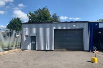 Unit 1, 816 Oxford Road, Reading, Industrial To Let - Front elevation