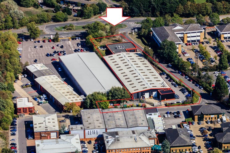 Hudson House, 5 Albany Park, Camberley, Warehouse & Industrial To Let - R_180917_5143 1.jpg