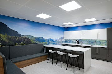 Eagle House, 108-110 Jermyn Street, London, Office / Serviced Office To Let - BennBridge Kitchen.jpg