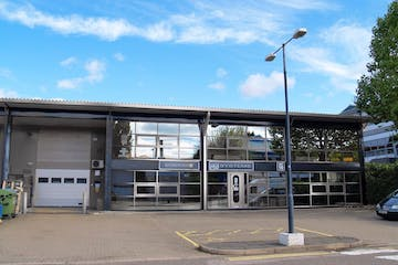 Unit 10, Mole Business Park, Leatherhead, Warehouse & Industrial To Let - Exterior Grey Pic 2.jpg