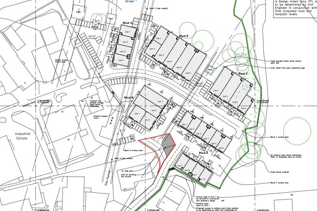 Phase 2, Platform Business Centre, Hastings, Industrial To Let - Block D Plan Oct 21.JPG