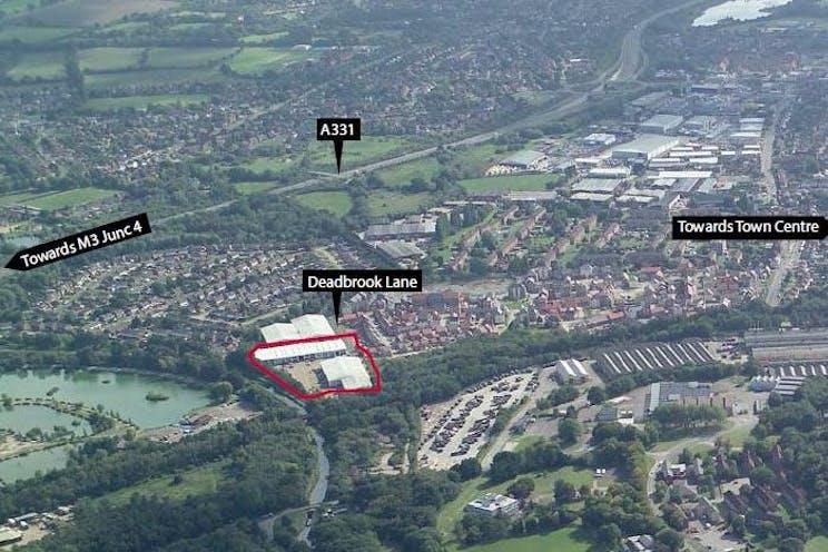 Unit 1 Springlakes Industrial Estate, Aldershot, Warehouse & Industrial To Let - image 1.JPG