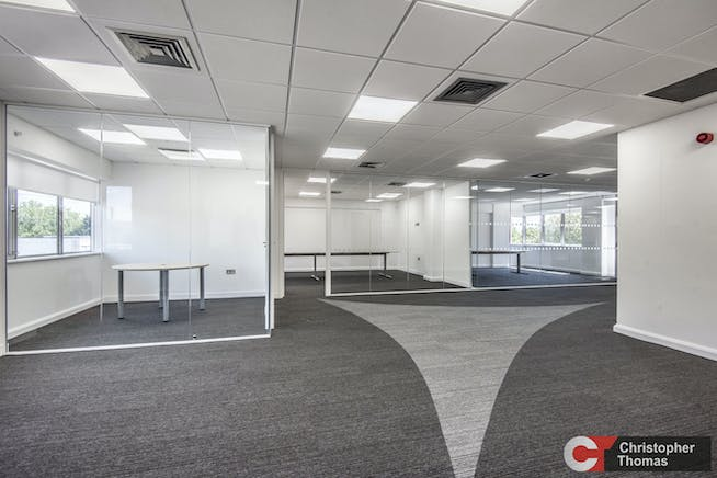 Elizabeth House, Staines Upon Thames, Office To Let - Internal office.jpg