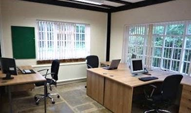The Post House Offices, Kitsmead Lane, Longcross, Chertsey, Serviced Offices To Let - 3.jpg