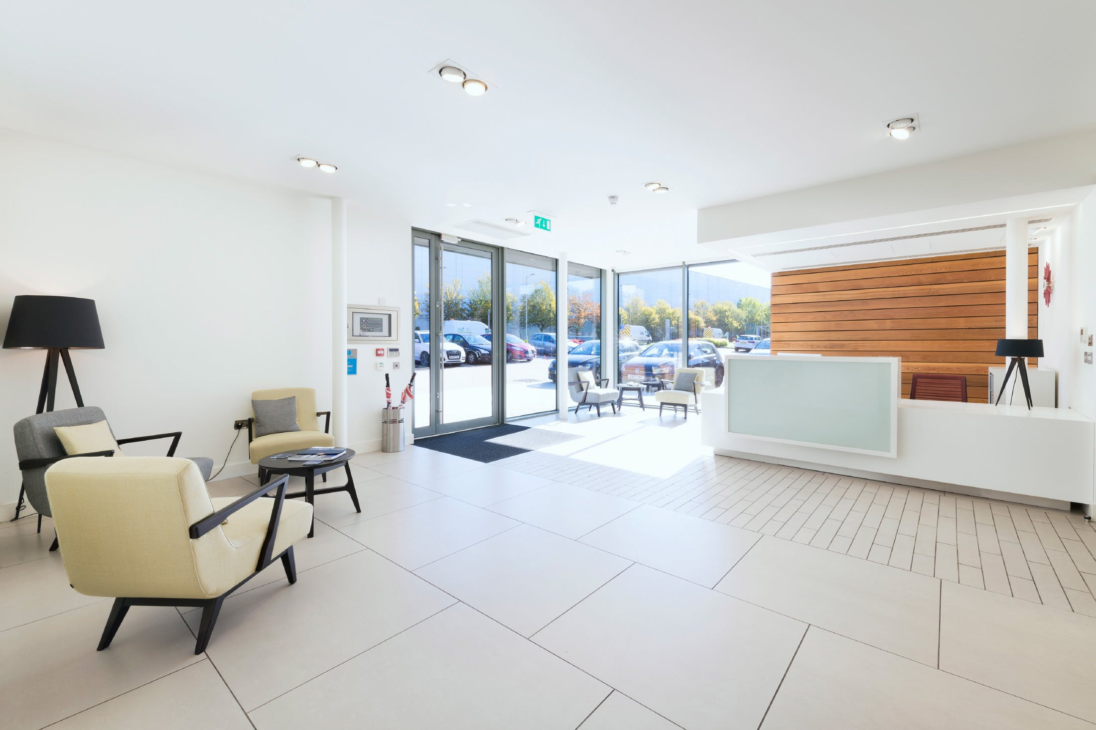 Suite 1.7, 329 Bracknell, Bracknell, Offices To Let - Reception.jpg