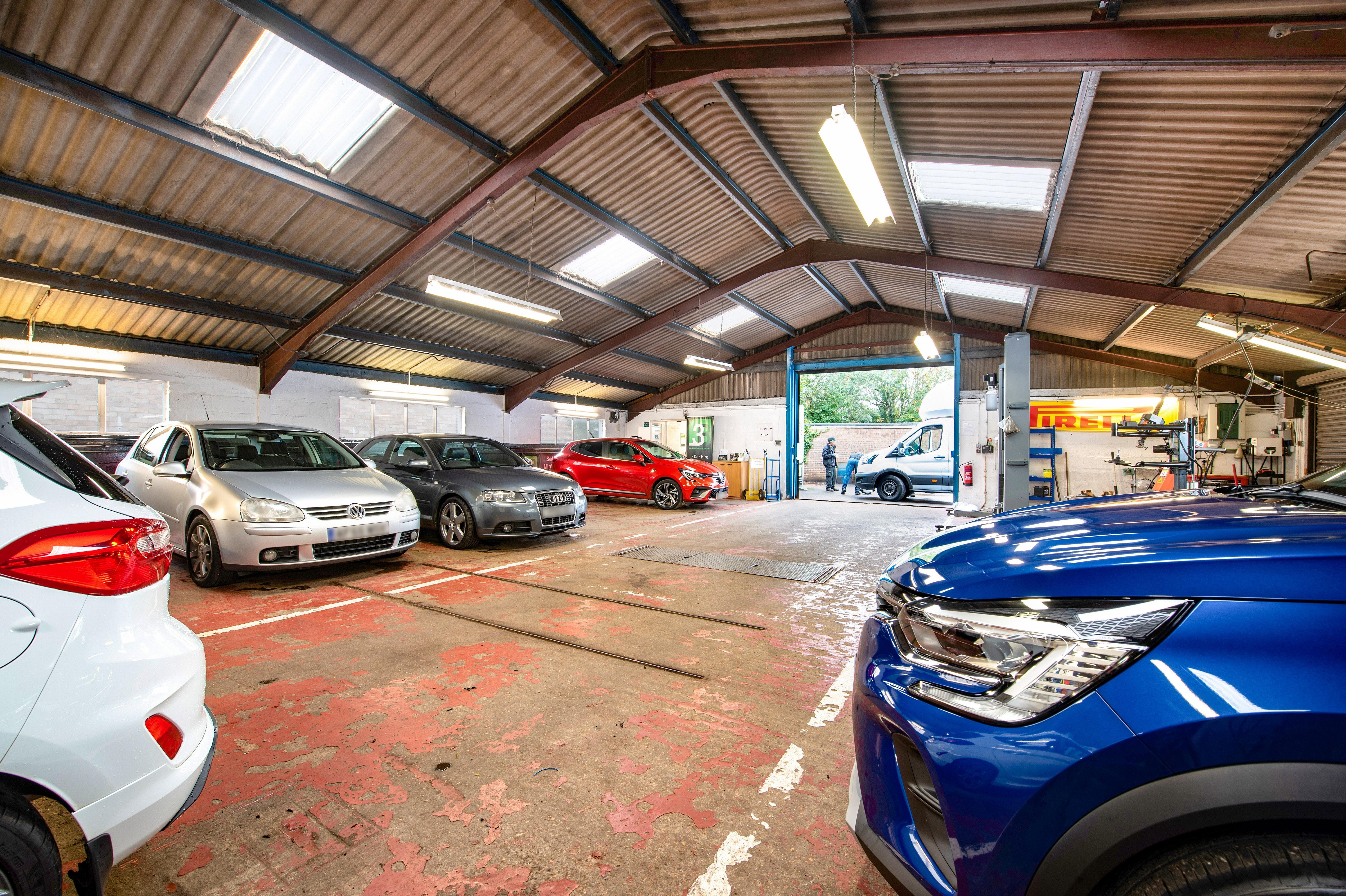 Townsend Garage Thame Road, Haddenham, Industrial For Sale - WORKSHOP 2.jpg