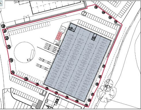 Optimus 44, Devana Avenue, Leicester, Distribution Warehouse To Let - Optimus Point plans.JPG