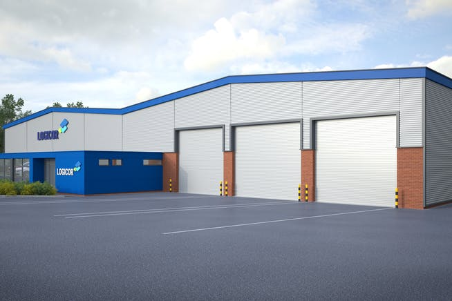 Unit 1 Midland Trading Estate, Rugby, Distribution Warehouse To Let - Logicor Visual View 2.jpg