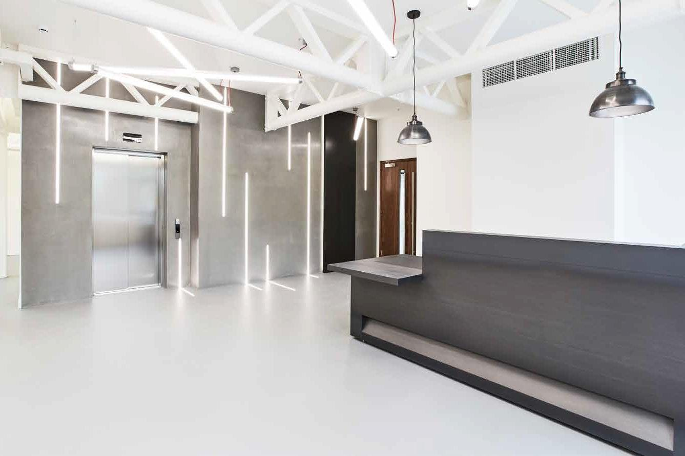 4 The Sector, Newbury Business Park, Newbury, Offices To Let - Reception1.jpg