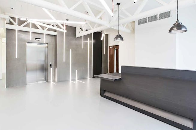 4 The Sector, Newbury Business Park, Newbury, Office To Let - Reception1.jpg