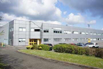 Unit B1 Stirling Court, Swindon, Industrial To Let - B1 Stirling Court FP.JPG