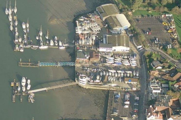 Unit 6a Stone Pier Yard, Shore Road, Southampton, Industrial To Let - Unit 6a Stone Pier Yard.png
