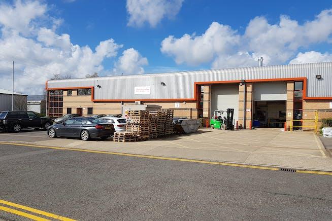 Fairwood Industrial Estate, Leacon Road, Ashford, Warehouse / Industrial To Let - 20190404_105350.jpg