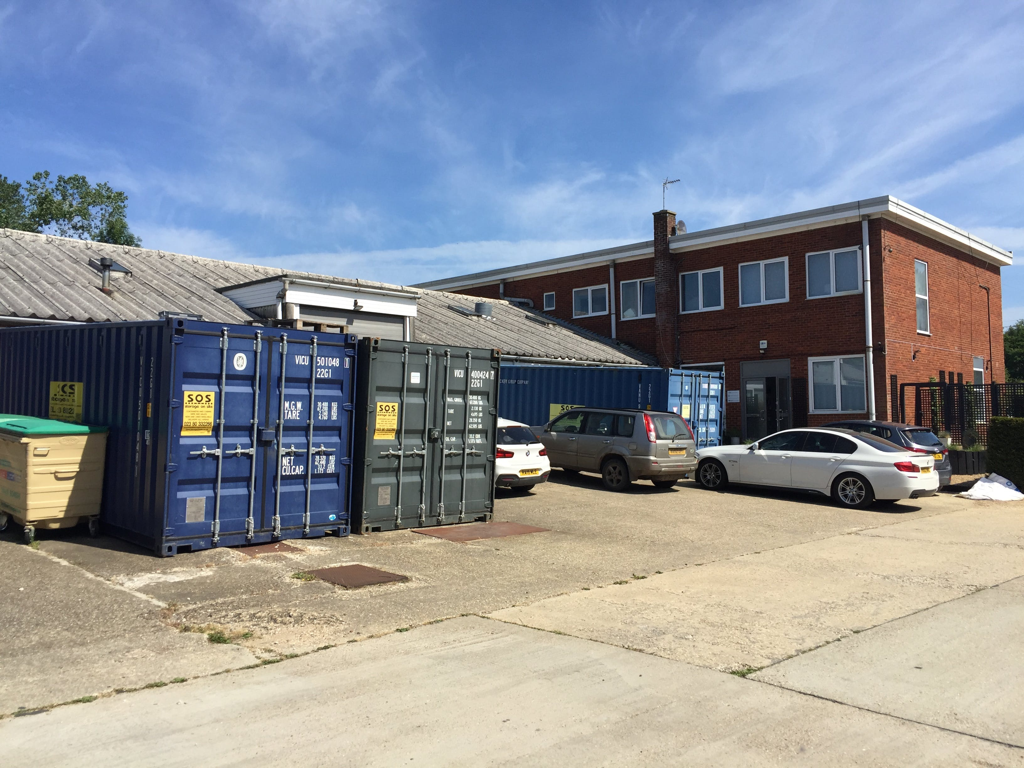 Blacknest House, Alton, Warehouse & Industrial To Let / For Sale - IMG_5896 1.JPG