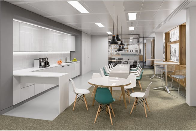 10 New Burlington Street, London, Office To Let - Kithen.PNG