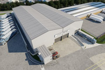 Ascent 100, Portway East Business Park, Andover, Warehouse & Industrial To Let - Image 1