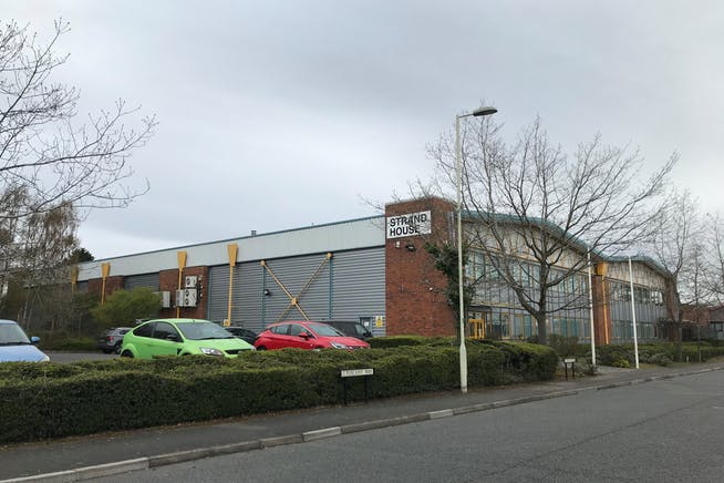 Strand House, Blackbushe Business Park, Yateley, Warehouse & Industrial To Let - 1 SH.jpg