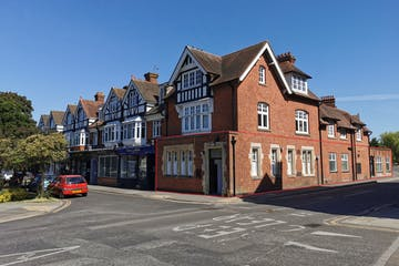141 High Street, Cranleigh, Retail To Let - ExternalRedLine.jpg