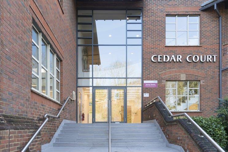 Part Ground Floor, Cedar Court, Leatherhead, Offices To Let - IW-250118-GKA-016.jpg