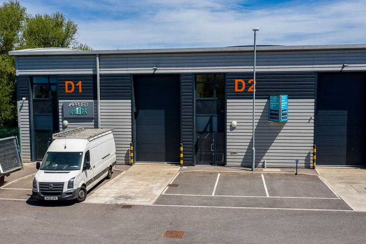 Unit D1 Access 12, Theale, Industrial To Let - TotalParkindustialPark2.jpg